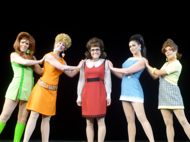 Red Girl,  SHOUT! The Mod Musical , Ogunquit Playhouse
