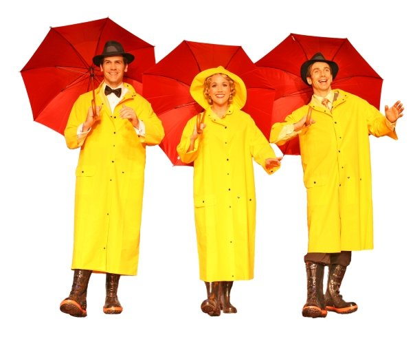 Kathy Selden,  Singin' in the Rain , Ogunquit Playhouse