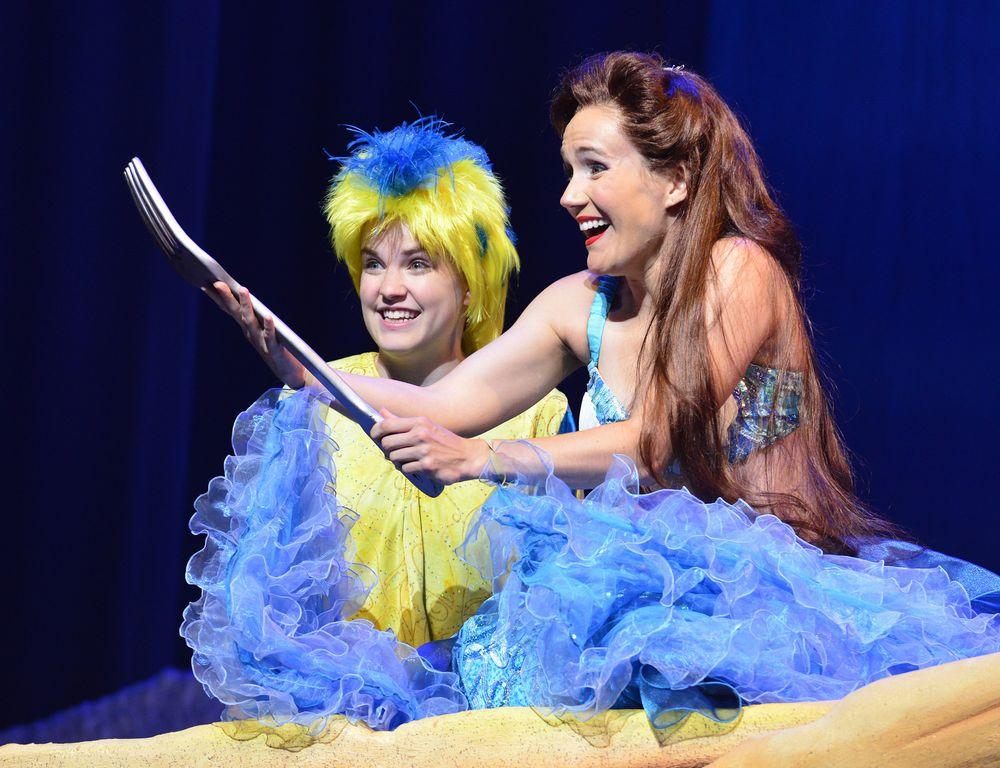 Ariel,  Disney's The Little Mermaid , Lyric Theatre