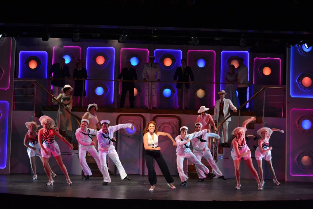 Reno Sweeney,  Anything Goes , Sharon Playhouse