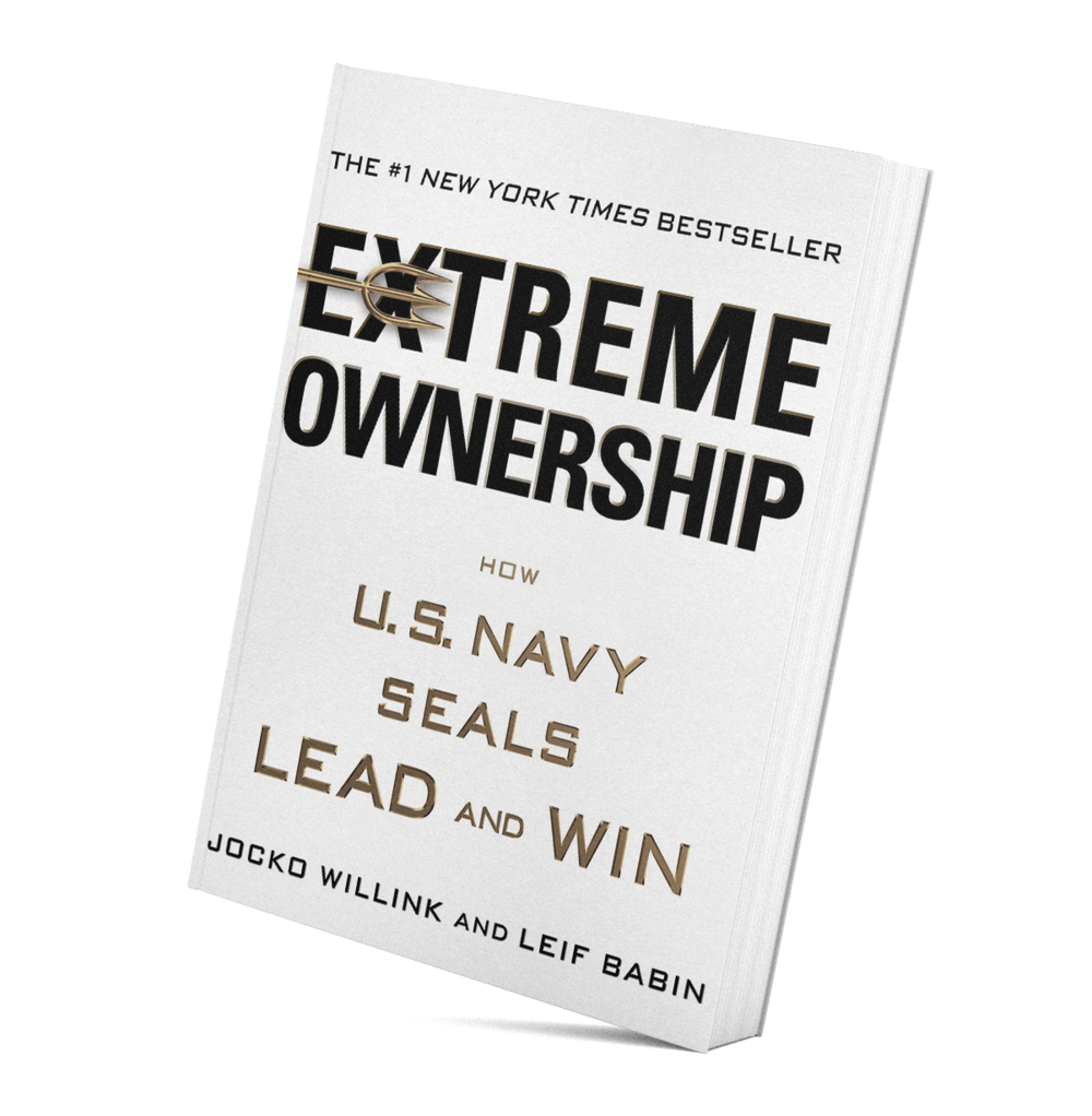 Extreme Ownership Book- - Not only my husband, but both my brothers and future brother-in-law have recommended this book.  Extreme Ownership outlines the leadership principles demonstrated by two former U.S. Navy Seal officers who led special operations during the Iraq War.  This book describes how to apply these leadership principles in everyday life and business.  A MUST READ for that special man in your life.