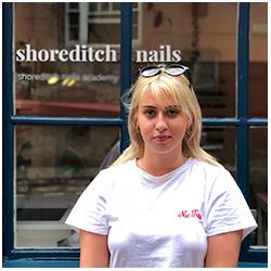 Audrey nail artist