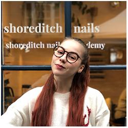 sasha nail artist