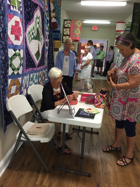Raffle Tickets for our 2018 Mission Quilt