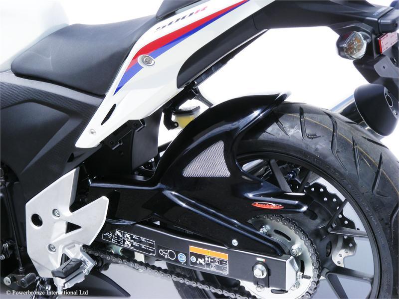 Honda Cbr500r Cb500x Rear Tire Hugger Powerbronze Superbikestorecom