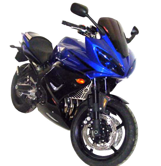 Yamaha FZ6 07 09 Fairing Lower Panels - Powerbronze — SuperbikeStore.com
