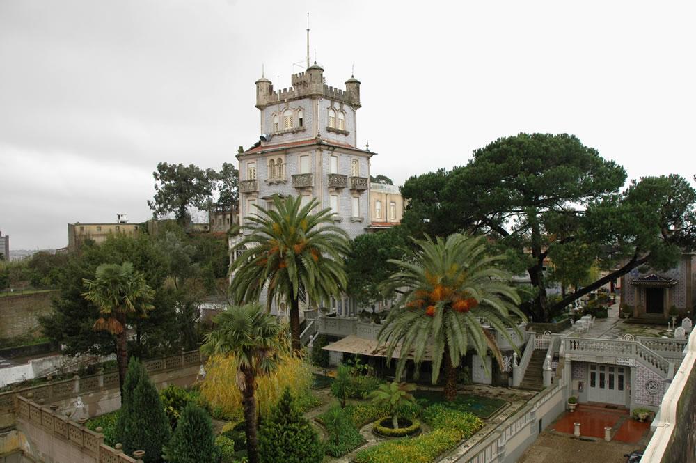Porto hotel Castelo Santa Catarina
