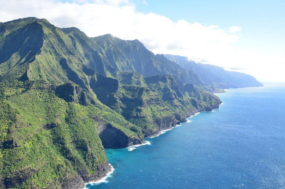 Kalalau Trail on Na Pali Coast