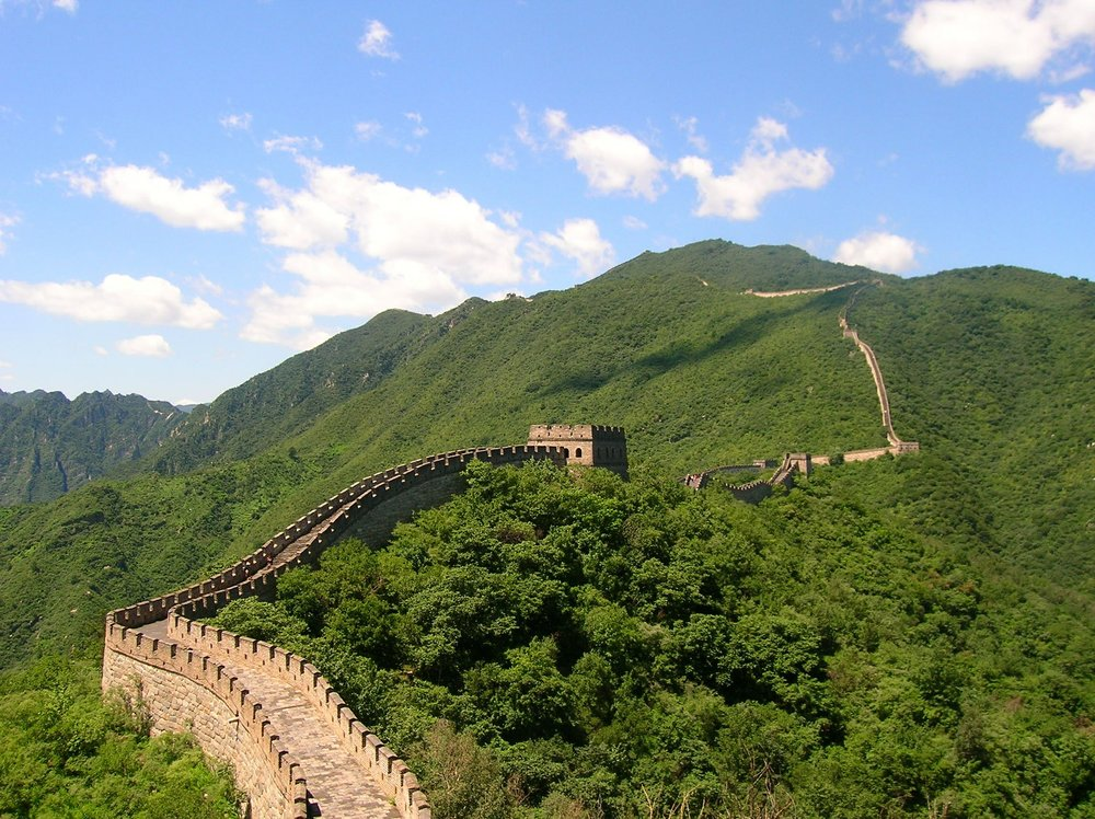 Great Wall of China Hiking