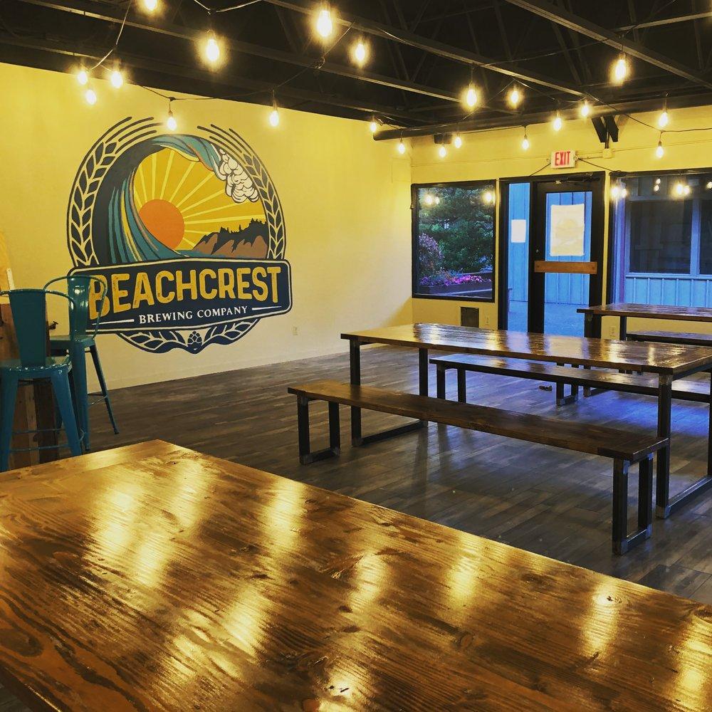 Beachcrest taproom