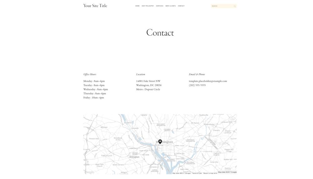 Contact Top