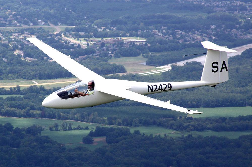 Rides — Bay Area Glider Rides