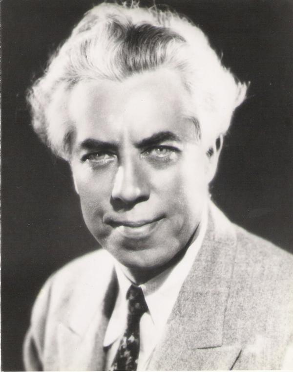 George Westmore, Director of Makeup, Metro-Goldwyn-Mayer Studios, 1930
