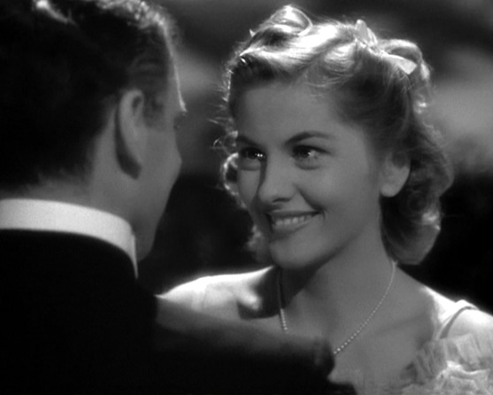 Joan Fontaine,   Rebecca  , 1940.