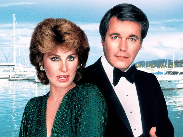 Robert Wagner and Stephanie Powers, Hart to Hart.