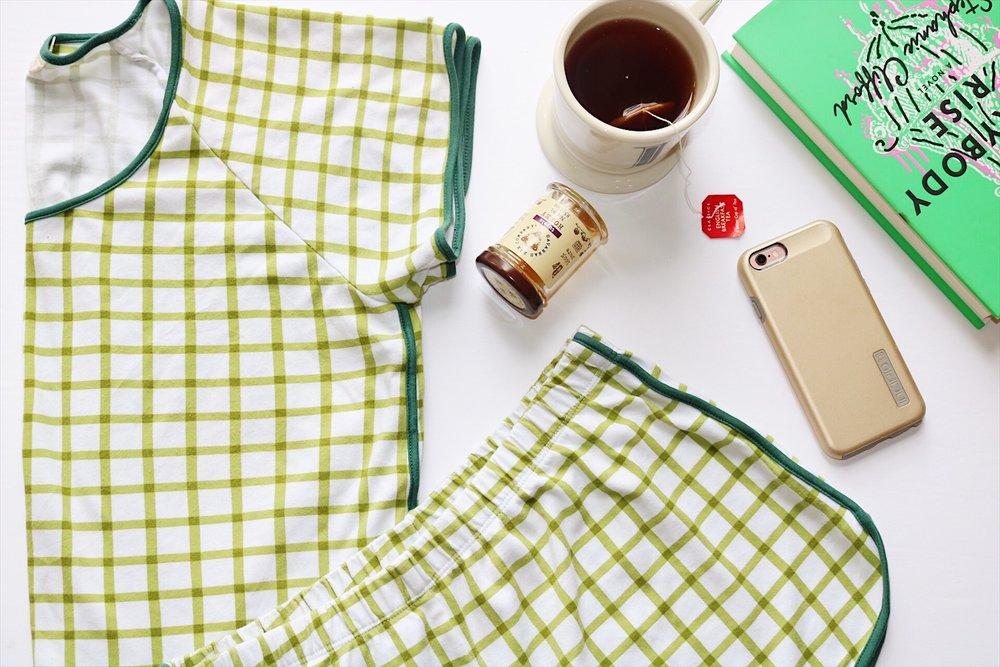 lake pajamas