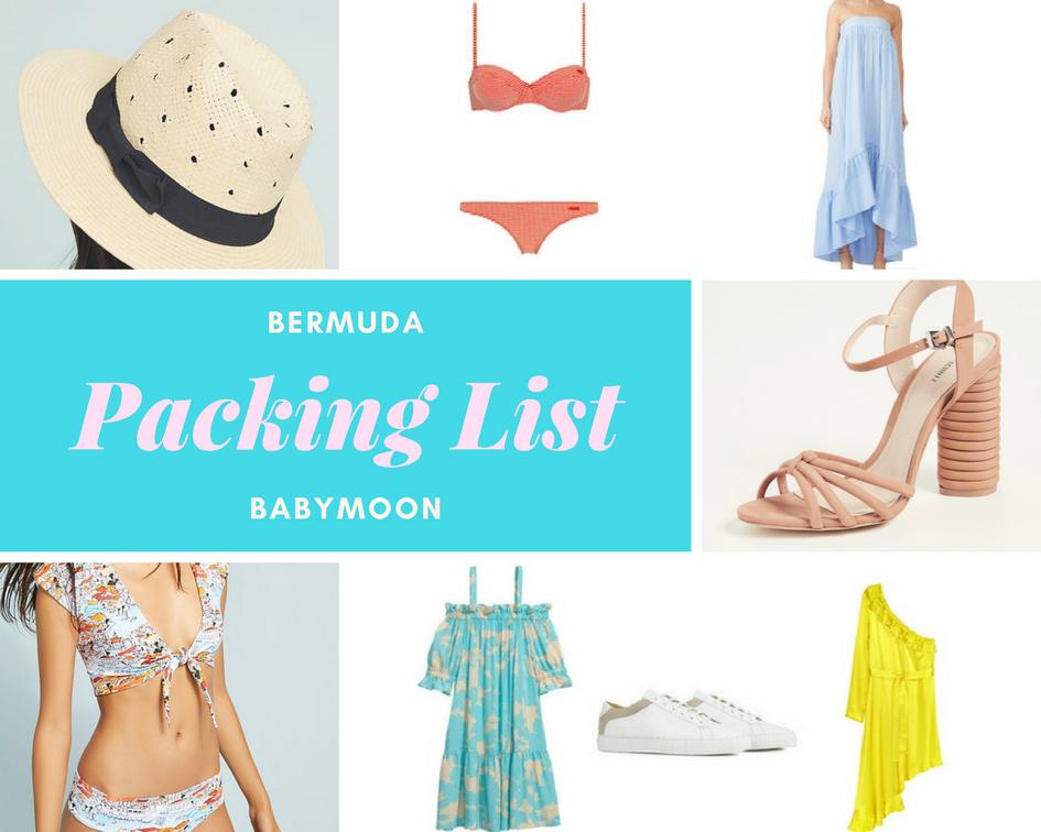 Bermuda Packing List