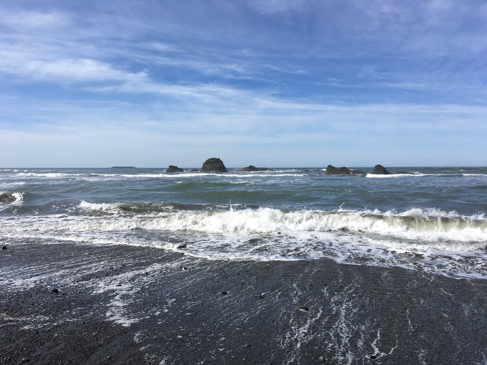 Rose Beach, Washington