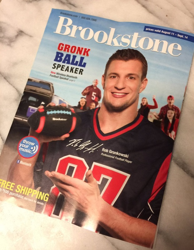 Gronk Ball Brookstone