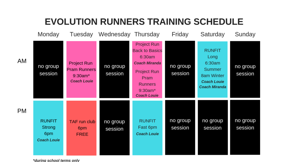 Evolution Runners Training schedule_2019.png