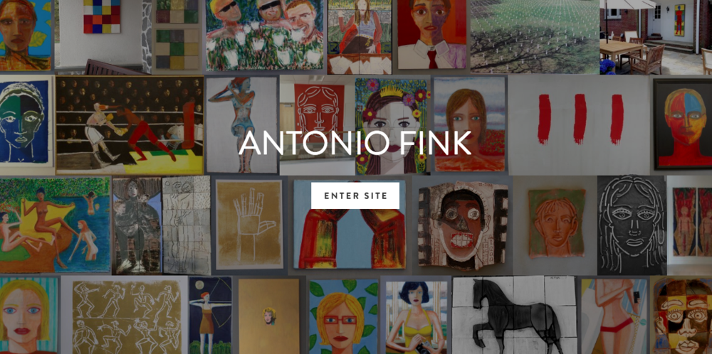 CLICK IMAGE ABOVE TO VIEW AND EXPLORE ANTONIO FINK'S WEBSITE