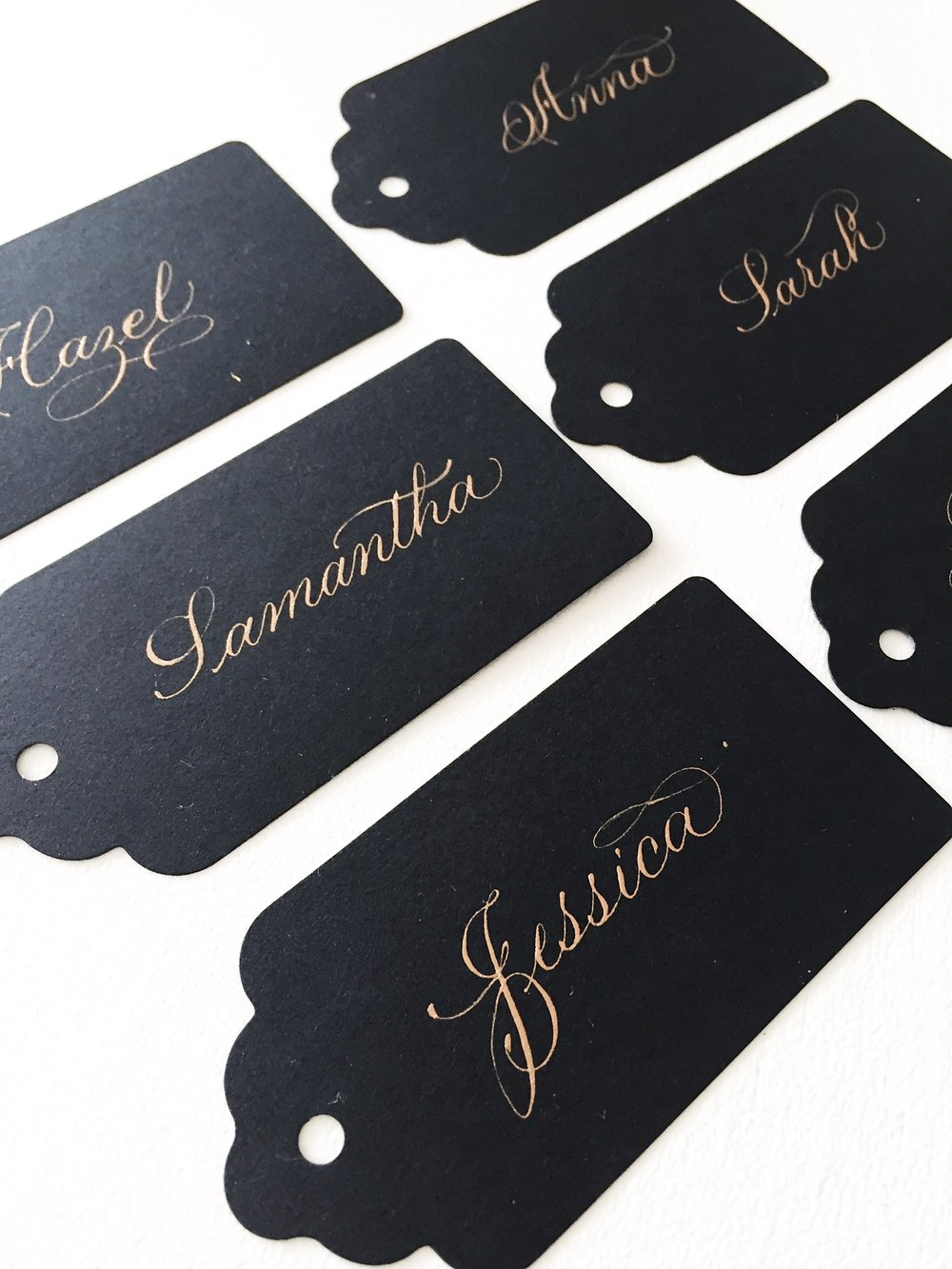 EVENT GIFT TAGS