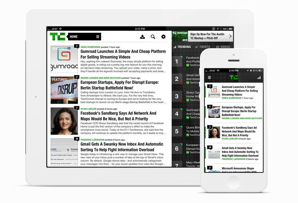 Article River v1 + Launch Version