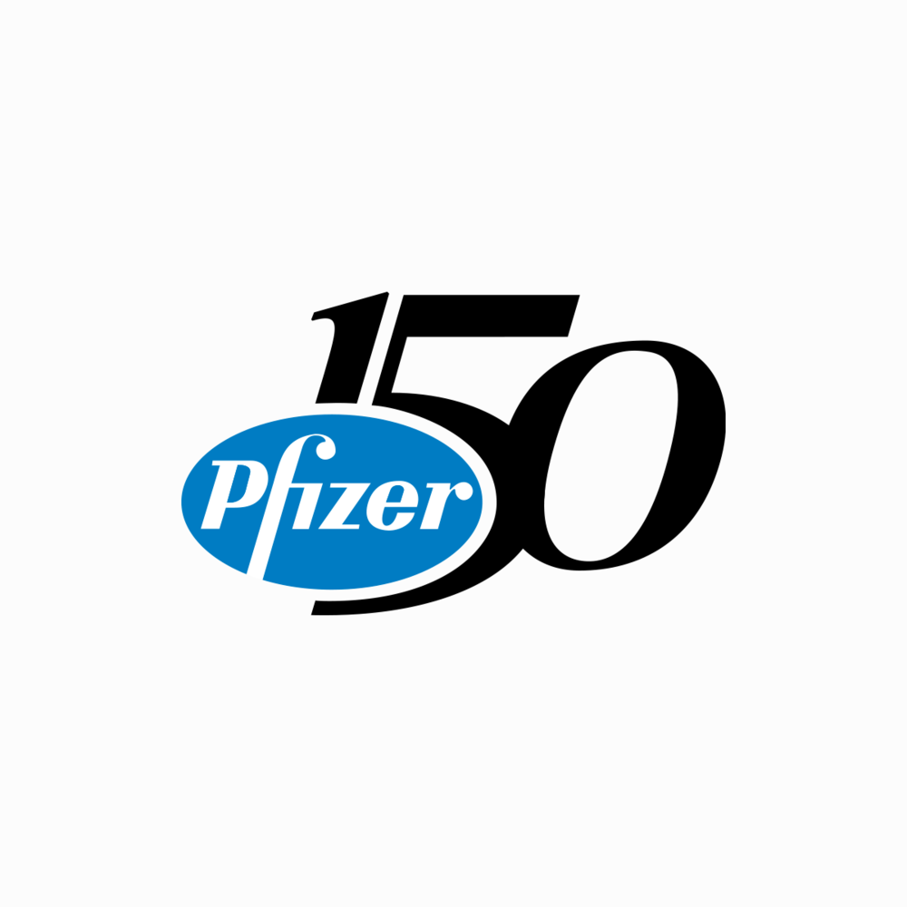 Pfizer 150th Anniversary