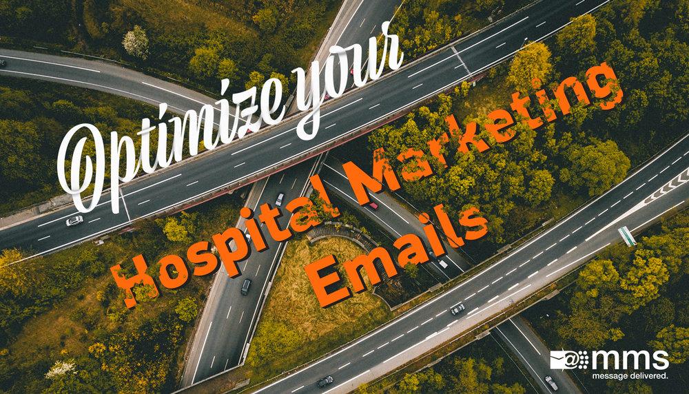 Hospital Marketing A/B Testing