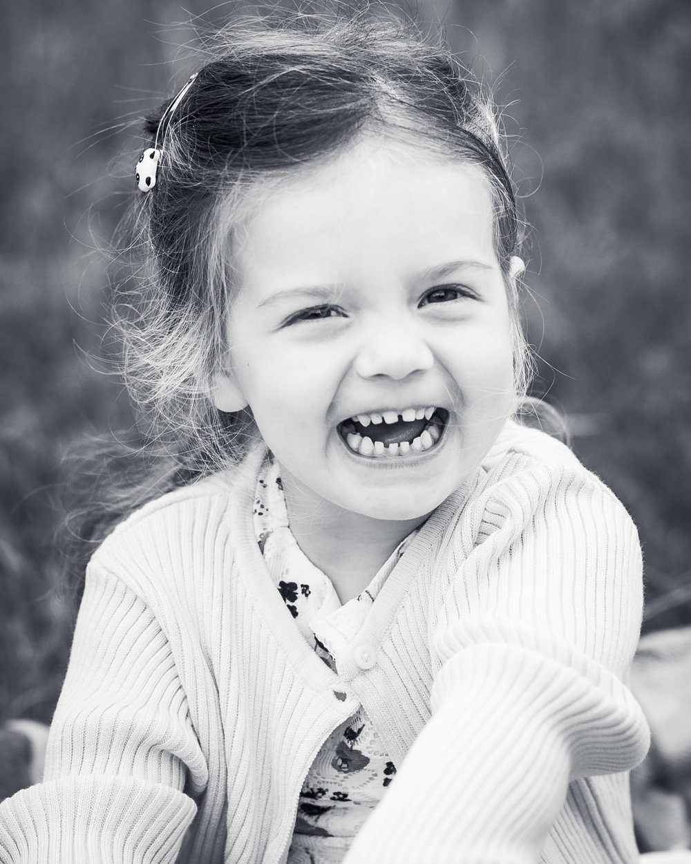 Big smiles | Children's Photography