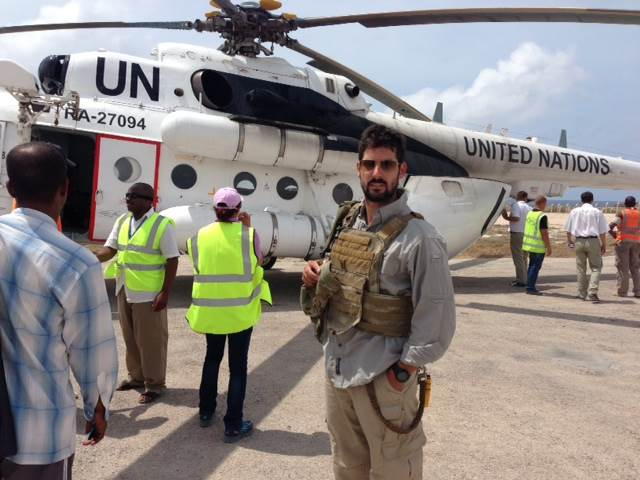 Me getting ready to take UN helicopter.jpg