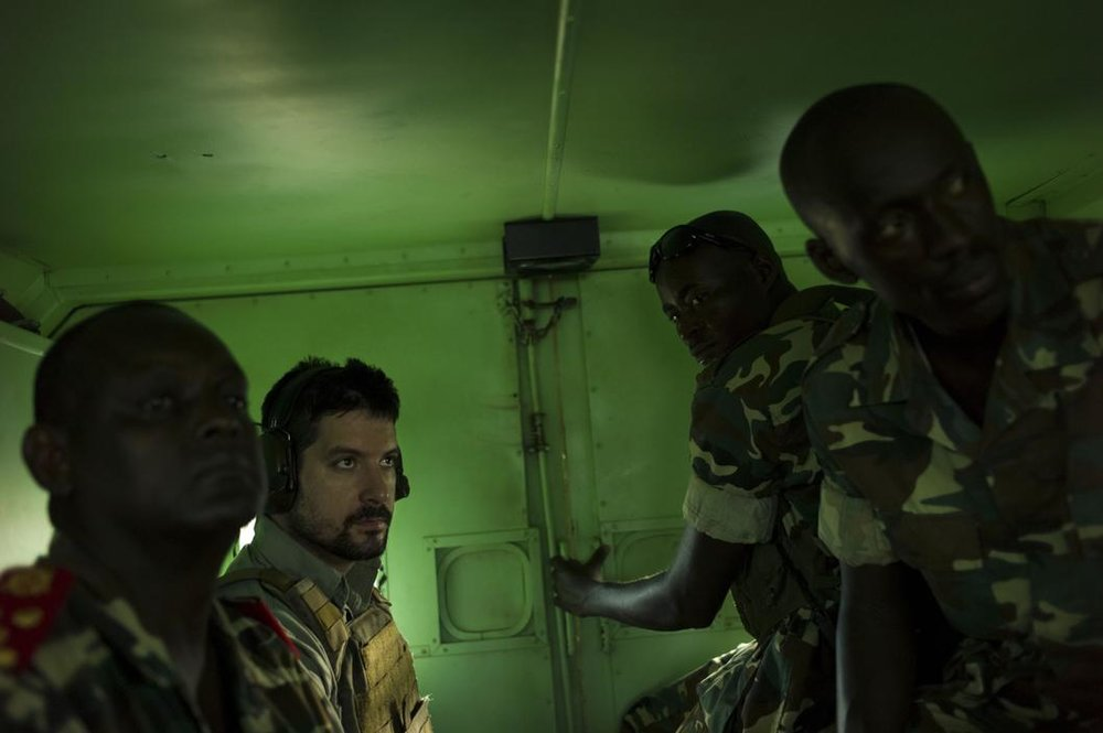 me with Burundi forces in Somalia.jpg