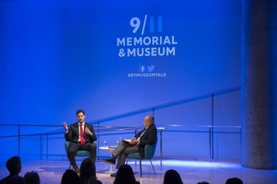 Brett Velicovich 9/11 Memorial