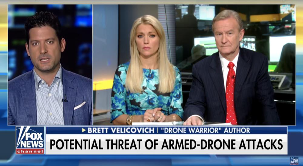 Drone Expert Brett Velicovich
