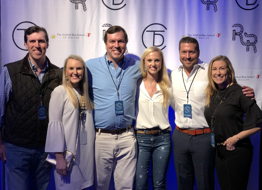 From Left to right: Jimmy Gallivan III, Abby T. Gallivan, Travis Gallivan, Sara T. Gallivan, Jack Gallivan, Jennifer Lee Abraham.