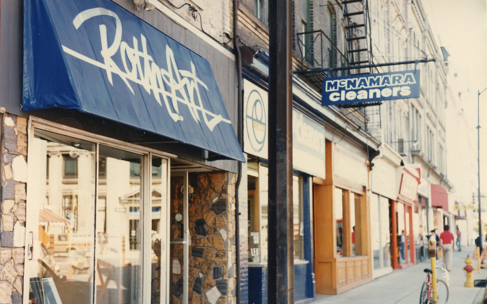 Roth Art on Talbot St. (Image provided By Michael Gibson)