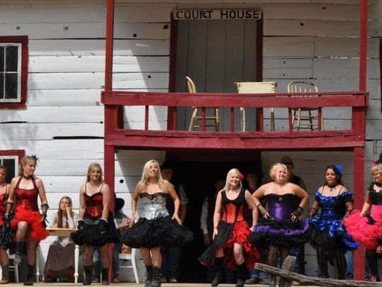 Billy the Kid Pageant and Old Lincoln Days