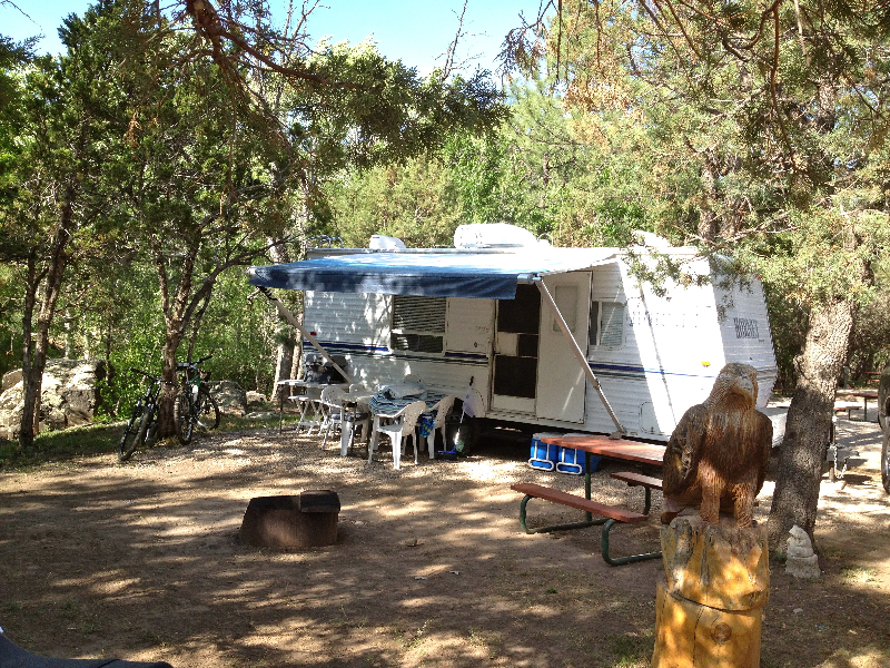 PHOTO: Bonito Hollow RV Park & Campground