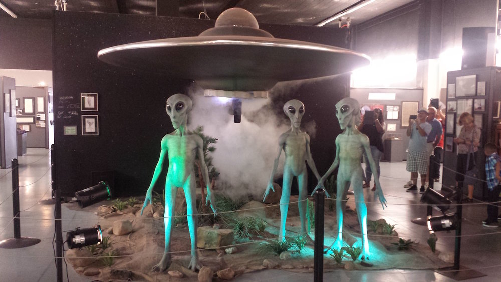 Roswell International UFO Museum