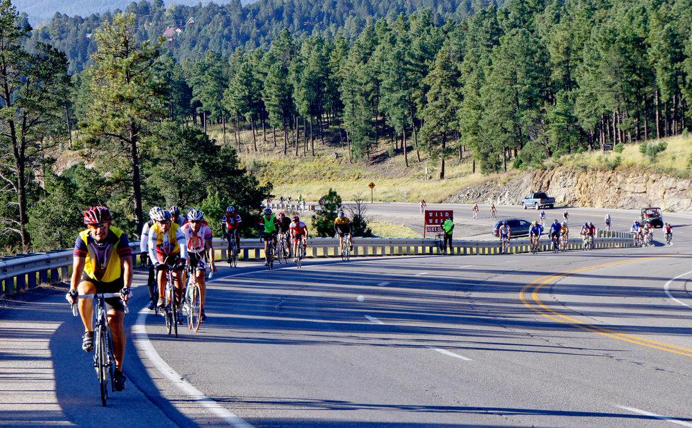 Tour de Ruidoso Road Race