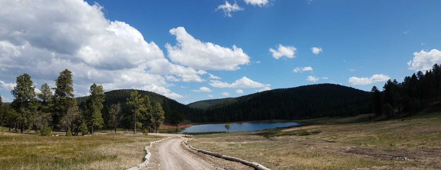 Silver Lake, Eagle Creek and the Mescalero Cabins Open for