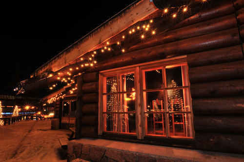 Where To See Christmas Lights In Ruidoso