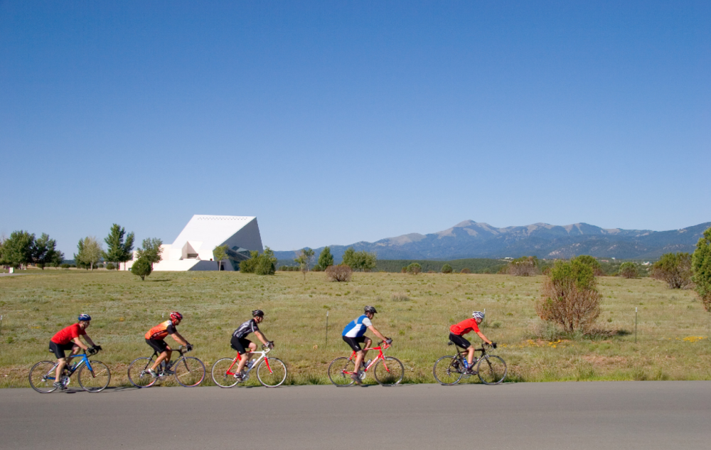 Cyclists Airport Road Ruidoso.png