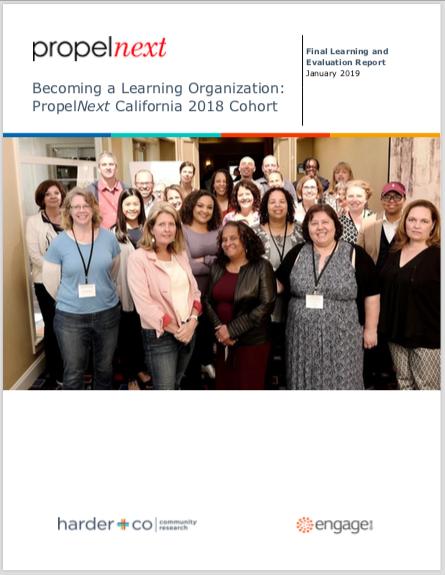 Propel next  California 2018 cohort study