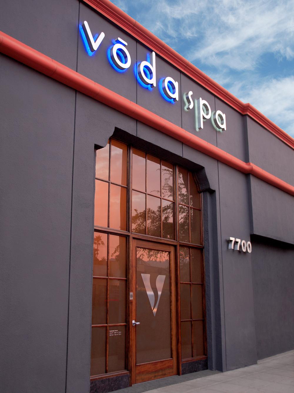 Voda Spa, West Hollywood (Los Angeles)