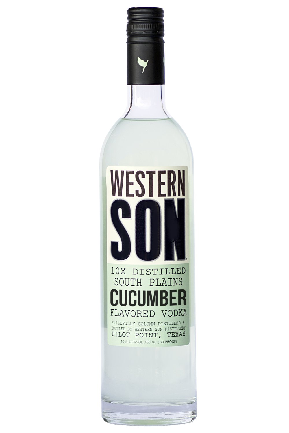 Western Cooler 1 oz. Western Son Cucumber Vodka 2 oz. tonic ½ oz. simple syrup squeeze of lime