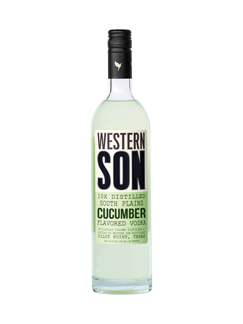 - Western Cooler1 part Western Son Cucumber Vodka2 parts tonic1/2 part simple syrupSqueeze of limeCucumber Western Mule2 parts Western Son Cucumber Vodka4 parts Western Son Ginger BeerSlice of cucumberSqueeze of lime