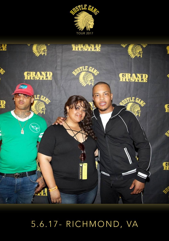 Richmond va meet and greet photos trap music museum and escape hustle gang team m4hsunfo