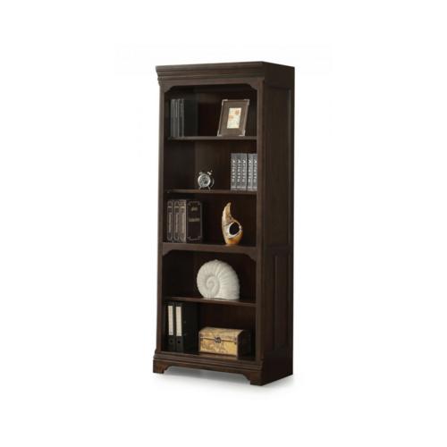 Flexsteel Walnut Creek Bookshelf