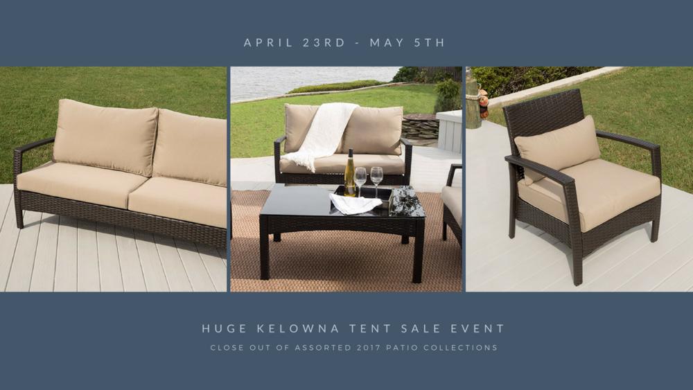 Huge Kelowna Tent Sale Event.April 23rd - May 5th.png